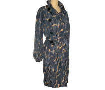 Second Hand  Trenchcoat mit Muster