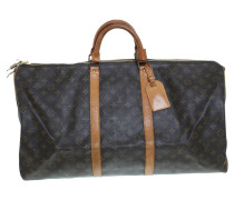 "Second Hand  ""Keepall 60 Monogram Canvas"""