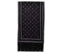Second Hand  Schal/Tuch aus Kaschmir in Schwarz