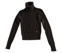 Second Hand  Pullover mit Lurexanteil