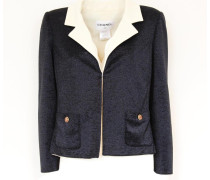 Second Hand  Jacke in Bicolor