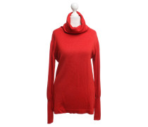 Second Hand  Pullover in Rot