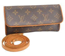"Second Hand  ""Twin Pochette PM Monogram Canvas"""