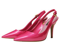 Second Hand  Pumps/Peeptoes in Rosa / Pink