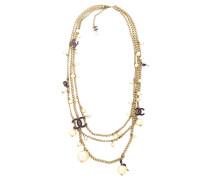 Second Hand  Halskette mit Perlen