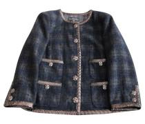 Second Hand  Jacke mit Alpaka-Anteil
