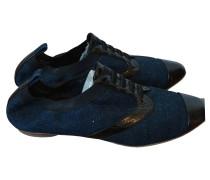 Second Hand  Derby Schuhe