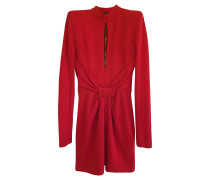 Second Hand  Rotes Wollkleid