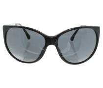 Second Hand  Sonnenbrille mit Cateye-Form