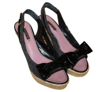 Second Hand  PLATEAU WEDGE PUMPS
