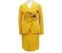 Second Hand  Kostüm in Gelb