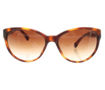 Second Hand  Sonnenbrille mit Schildpatt-Muster