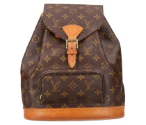 Second Hand  Montsouirs MM Monogram Canvas