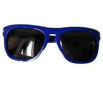 Second Hand  Sonnenbrille in Blau