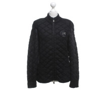 Second Hand  Strick-Blouson in Schwarz
