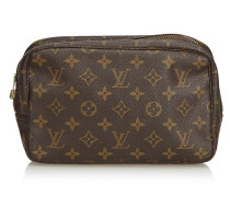 "Second Hand  ""Trousse Toilette 23 Monogram Canvas"""