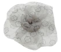 Second Hand  Florale Brosche