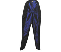Second Hand  Hose in Blau