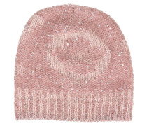 Second Hand  Hut/Mütze in Rosa / Pink