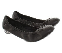 Second Hand  Ballerinas in Schwarz