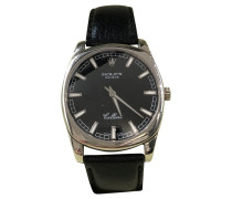 Second Hand  Armbanduhr aus 18K Weißgold