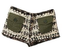 Second Hand Tweed Mini short