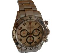 Second Hand Daytona Weißgold Uhren