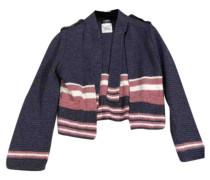 Second Hand Pullover Baumwolle Marine