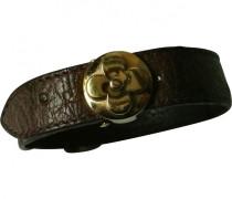 Second Hand Armband Leder Braun