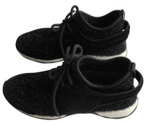 Second Hand Sneakers Polyester Schwarz
