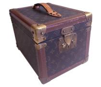 Second Hand Handtasche Leder Braun