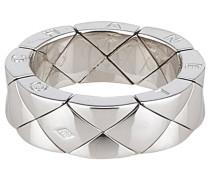 Second Hand Matelassé Weißgold Ringe