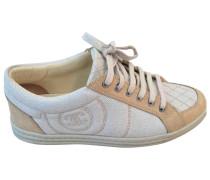Second Hand Sneakers Beige