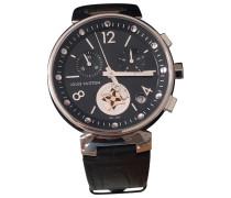 Second Hand Tambour Chronographe Uhren