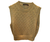 Second Hand Pullover Kaschmir Gold