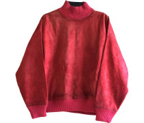 Second Hand Leder Sweatshirt