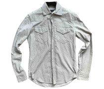 Second Hand Samt Hemd