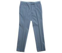 Second Hand Hose Baumwolle Blau