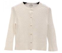 Second Hand ChanelPullover Baumwolle Weiß