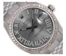 Second Hand Datejust 36mm Uhren