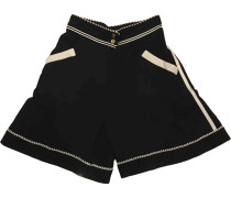 Second Hand Shorts Schwarz