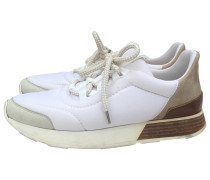 Second Hand Sneakers Polyester Weiß