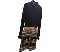 Second Hand Wolle Midi kleid