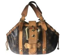 Second Hand Theda Leinen Handtaschen