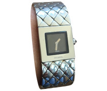 Second Hand Matelassée Uhren