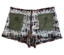 Second Hand Tweed Shorts