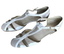 Second Hand Leder Sandalen