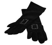 Second Hand Handschuhe Schwarz