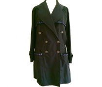 Second Hand Trench Schwarz