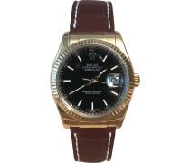 Second Hand Datejust 36mm Gelbgold Uhren